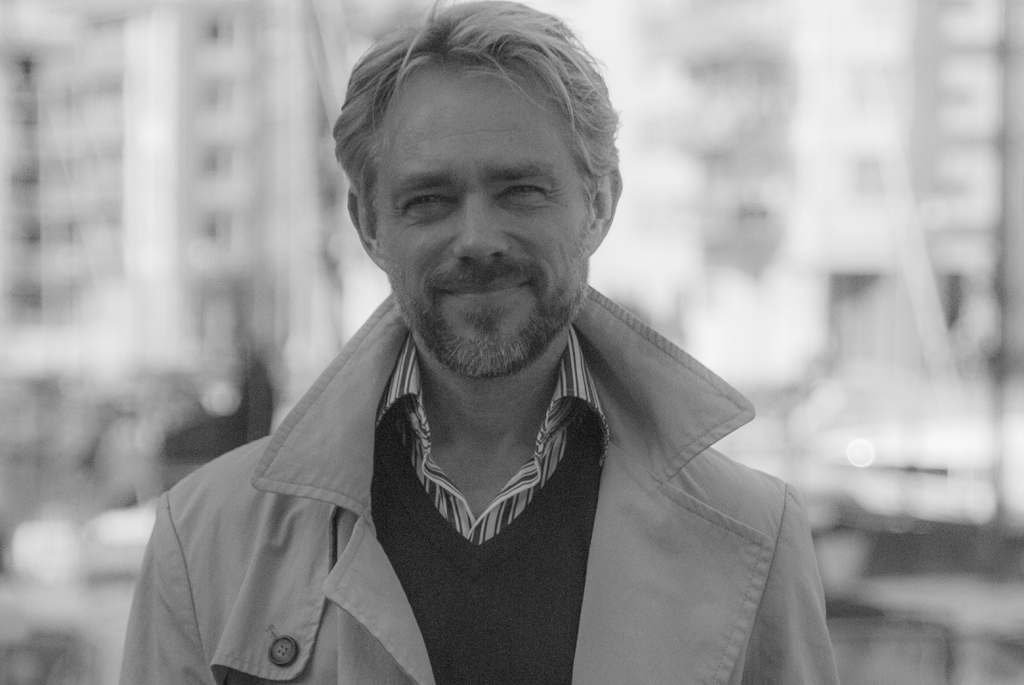 Michael Larsen - om mig