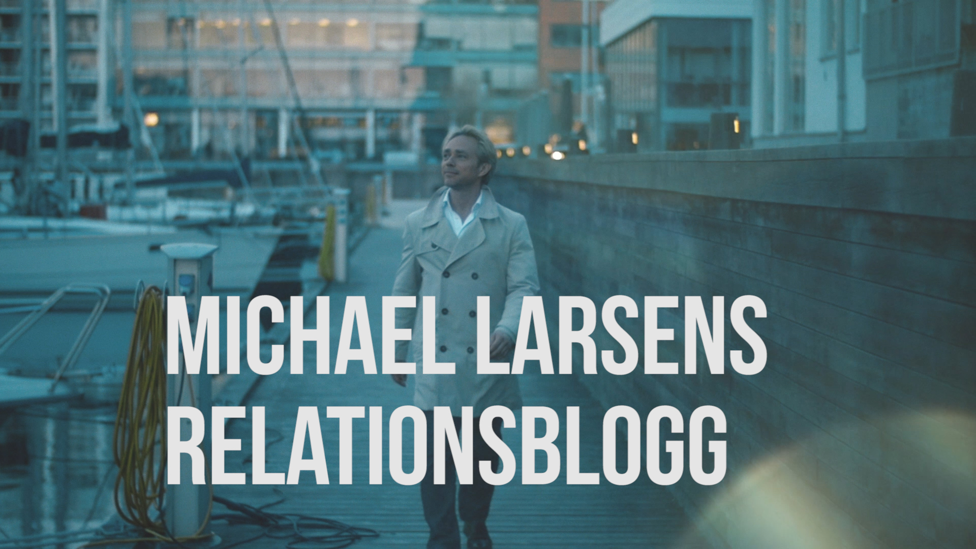 Michael Larsens Relationsblogg